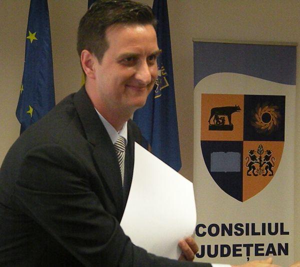 Rareș Pop, șeful Inspectoratului pentru Trafic Rutier, reținut 24 de ore de procurori