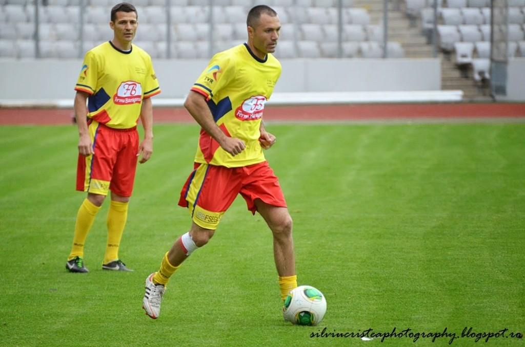 Adrian Ilie și Gâlcă n-au îmbătrânit nici o zi.  foto: silviucristeaphotography.blogspot.ro/