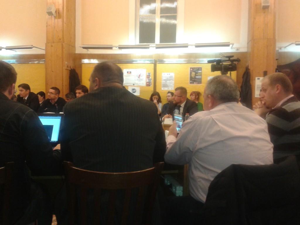 Seplecan bate urbanismul din Consiliul Local - e pe telefoanele fostilor colegi