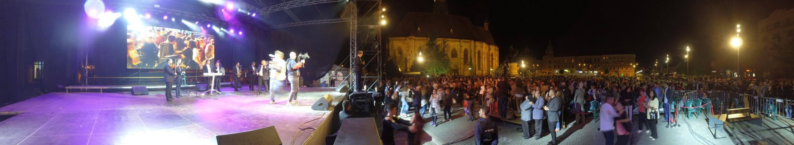 sursa foto: Zilele Clujului (Facebook)