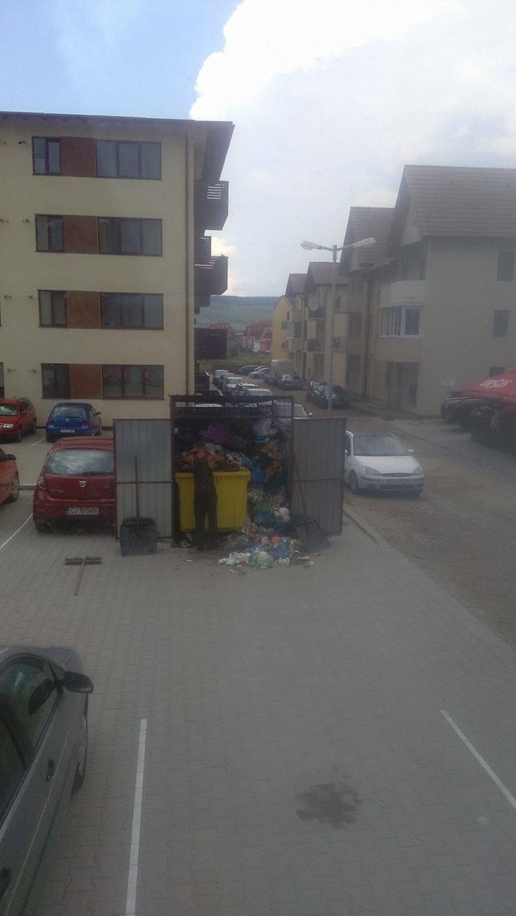 fotografii din iulie 2016 din Florești