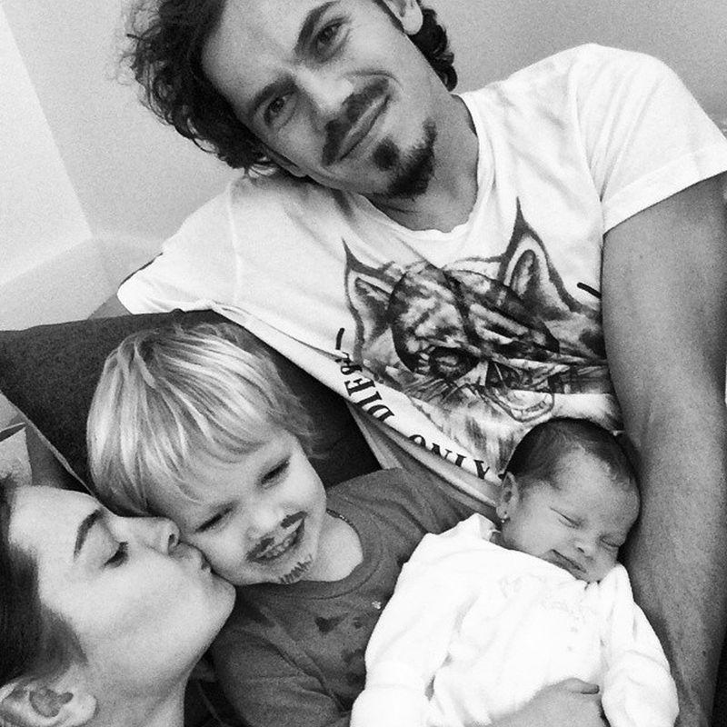 Familia Florescu, o familie fericită
