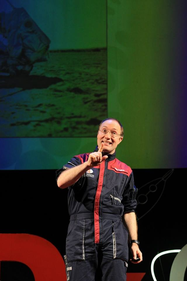 Sursa foto: TedX Cluj