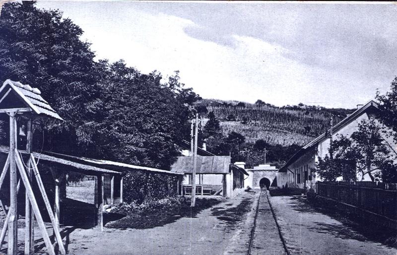 Mina de la Turda -1931 (foto I. Fussy). Sursa foto: Salina Turda